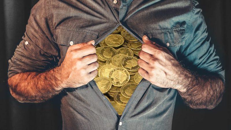 знакомство с богатым мужчиной