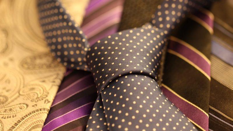 история галстука