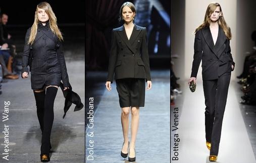 тенденции моды: осень-зима 2010-2001