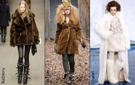 Тенденции моды: осень-зима 2010-2011