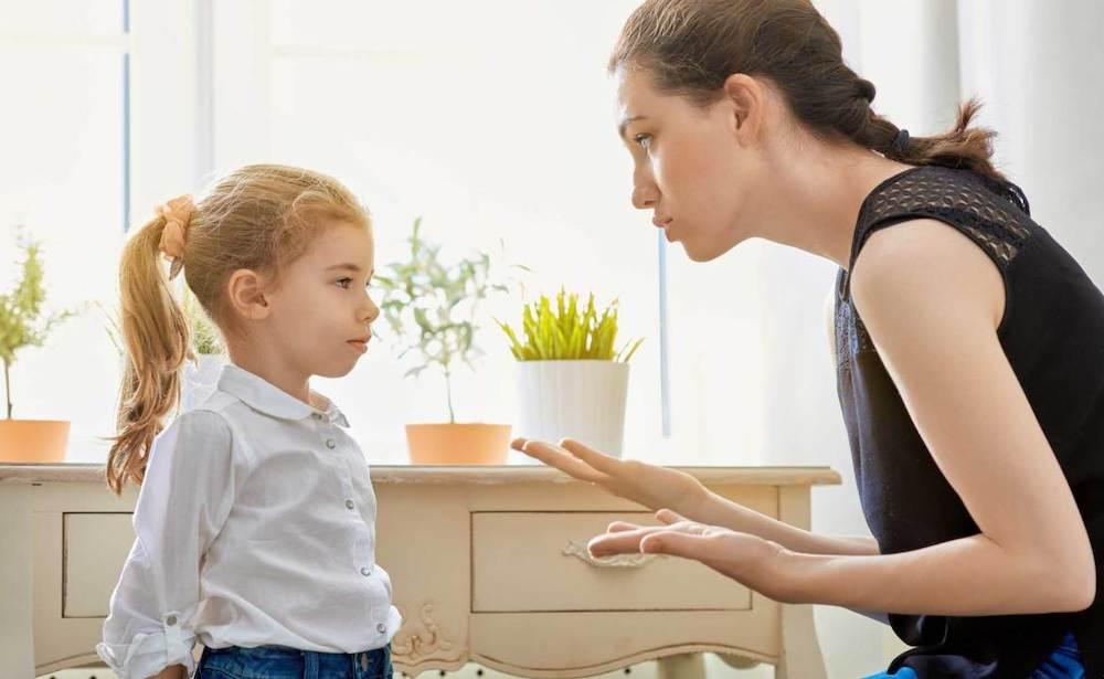 Детская ложь: что делать если ребенок врет