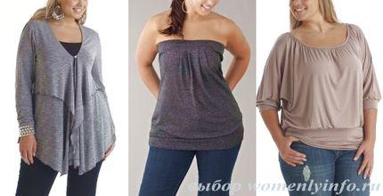 Мода для полных 2012, мода для полных фото