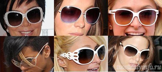 как выбрать очки солнцезащитные