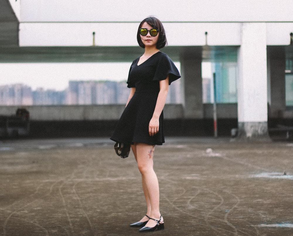 Маленькое черное платье: фасоны для каждого типа фигуры