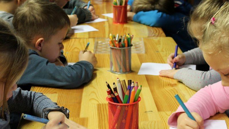 первые дни ребенка в школе