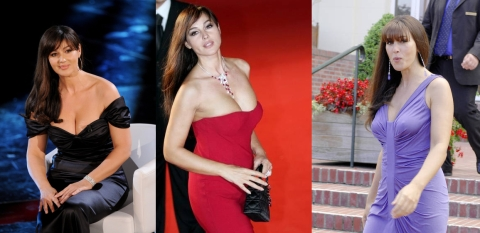 Моника Белуччи биография рост вес