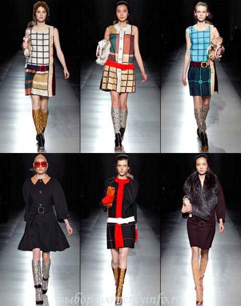 мода 2012 платья