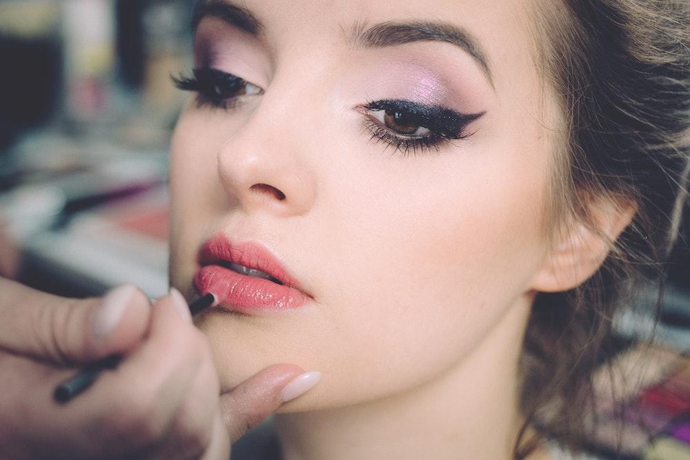 Уроки макияжа, фото для начинающих стилистов