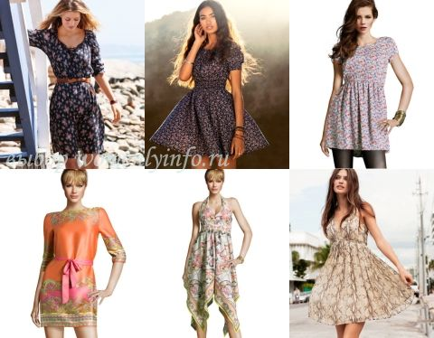 эскизы модной одежды фото