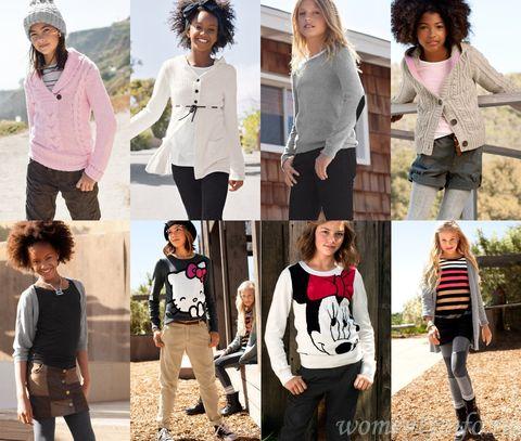 одежда для подростков девочек, подростковая одежда для девочек