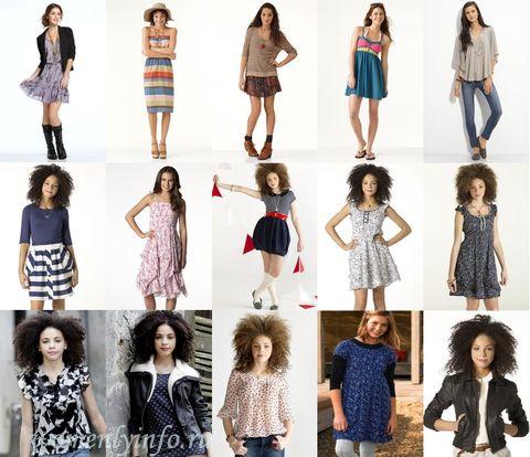7a56f69fc0cd Одежда для подростков девочек: модные тенденции | ЛЮДМИЛА