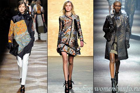 Что модно носить осенью 2012 года: новинки моды