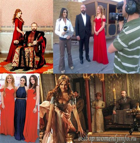 Мерьем Узерли: личная жизнь Хюррем Султан