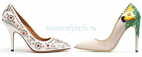 Модные туфли 2013 фото