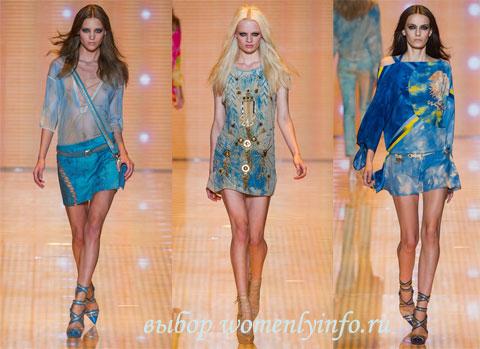 Что носить летом 2013: новинки моды
