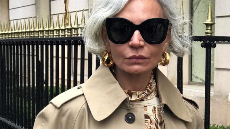 Как одеваться женщине за 50 лет